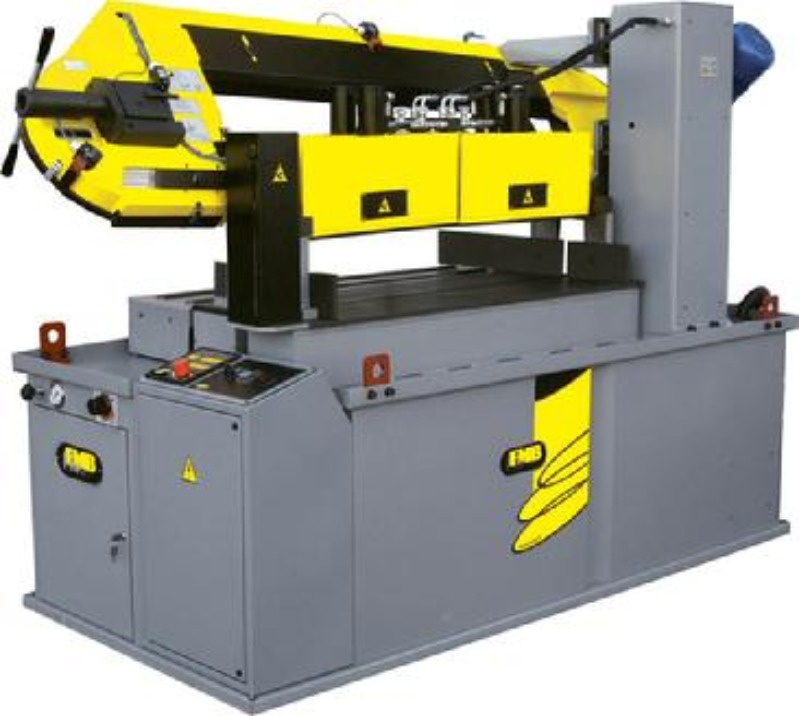 FMB Steel Bar Grating Band Saw