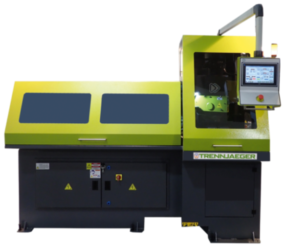 VCT 370 DG CNC | LTS 520 A Pusher CNC Trennjaeger Cold Saws | Industry Saw & Machinery Sales